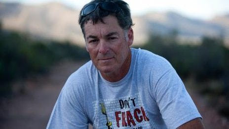 Goldman Prize for South African anti-fracking activist Jonathan Deal