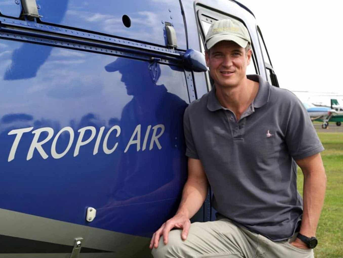 British Pilot's Murder Highlights Anti-Poaching Issues In Africa