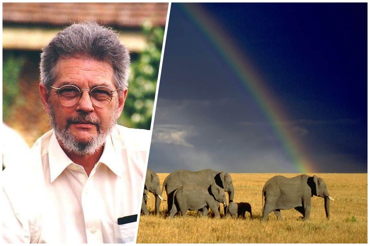 A tribute to our co-founder John Parkin, a gifted teacher and pioneer in community-based conservation