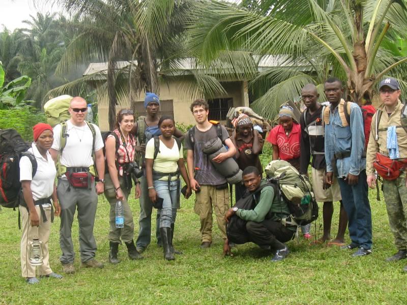 Tree Planting & Reforestation Volunteer Program