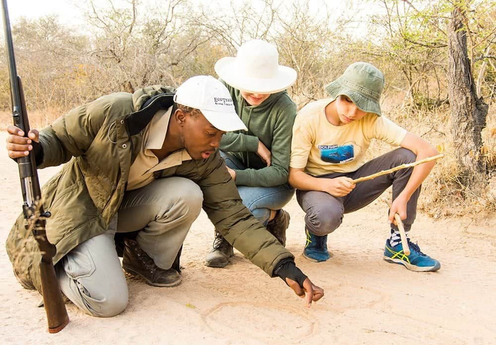 African Animal Tracking Course