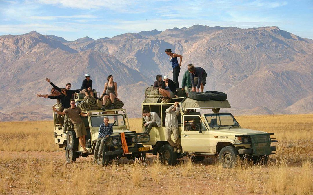 Desert Elephant Conservation Volunteer Project