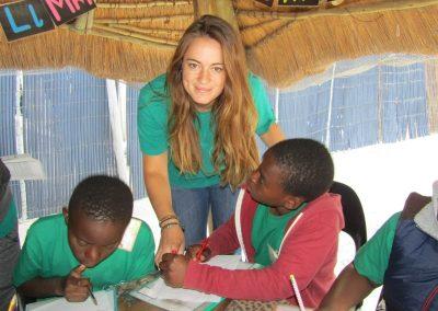 Working with wildlife and underpriviledged children 10