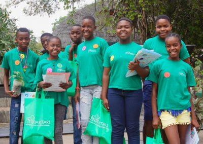 Working with wildlife and underpriviledged children 11