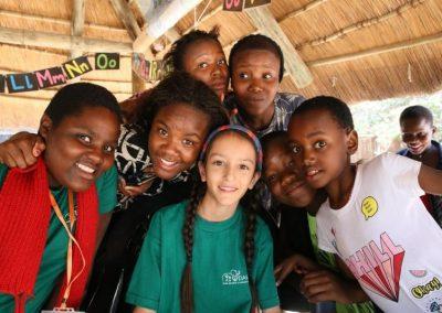Working with wildlife and underpriviledged children 9