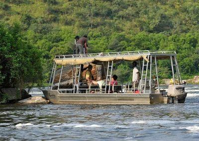 Victoria Falls Boat Cruise - Safari