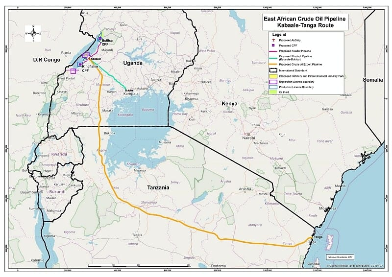 East African Crude Oil Pipeline