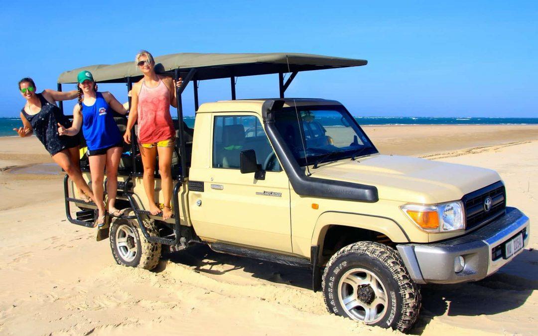 Marine Conservation Volunteering in Mozambique