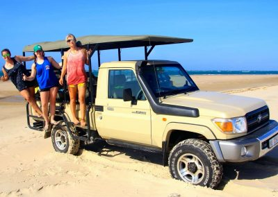 Marine Conservation Volunteering in Mozambique